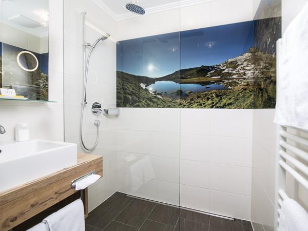 Badezimmer Tirol Süd
