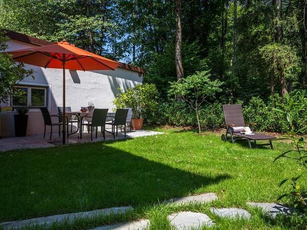 Alpen App BelEtage Garten 1