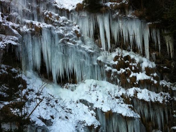 Winter Schnee Eis