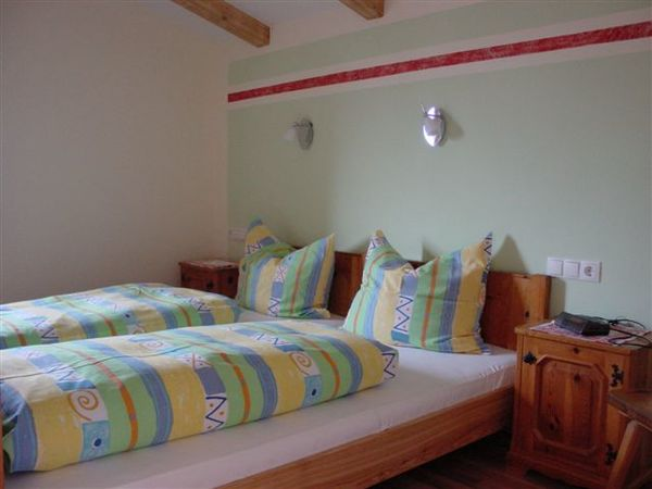 Apartment Gerlosstein Schlafzimmer