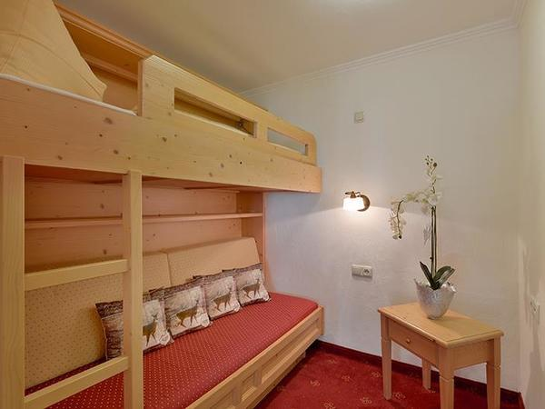 Bunk bed double room type A+