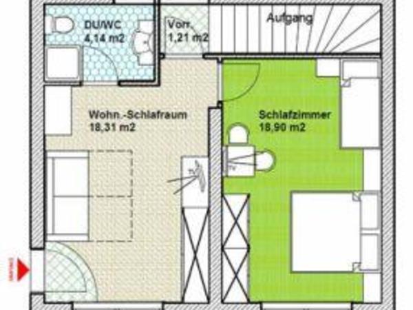 Schneeberger Siegfried - Grundriss