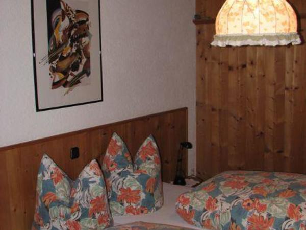 Appartement 3 - Schlafzimmer 2