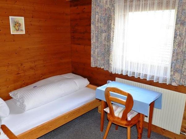 Einbettzimmer 2. Stock