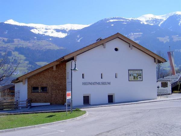 Außenansicht Heimatmuseum
