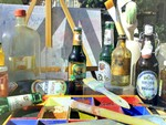 PROST, MAL-ZEIT! Kunst-Workshop und Orts-Erkundung