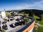 Seminarhotel Alpenblick - Blick von oben