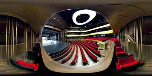 Musiktheater Linz - © Oberösterreich Tourismus/Steininger