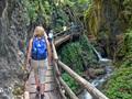 Wanderung durch die Dr. Vogelgesang-Klamm (© TVB Pyhrn-Priel/Sulzbacher)