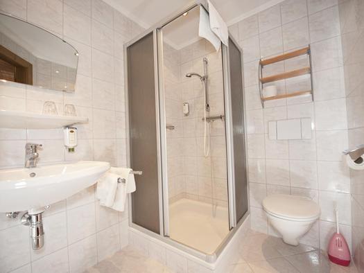 Badezimmer (© Hochlackenhof)