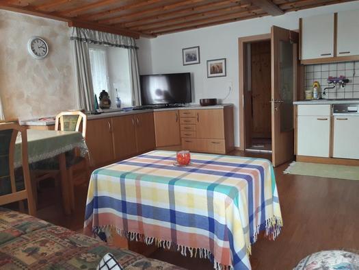 Wohnküche (© Maria Felhofer | web-maria.com)