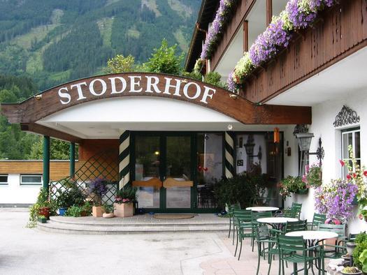 Eingang Stoderhof