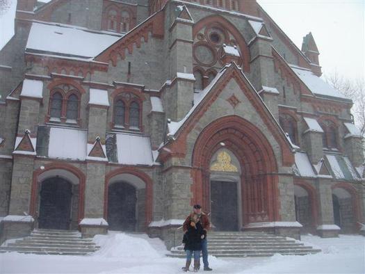 Pfarrkirche Aigen im Schnee (© privat)