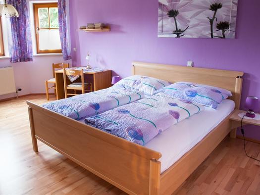 Ferienwohung B - Schlafzimmer