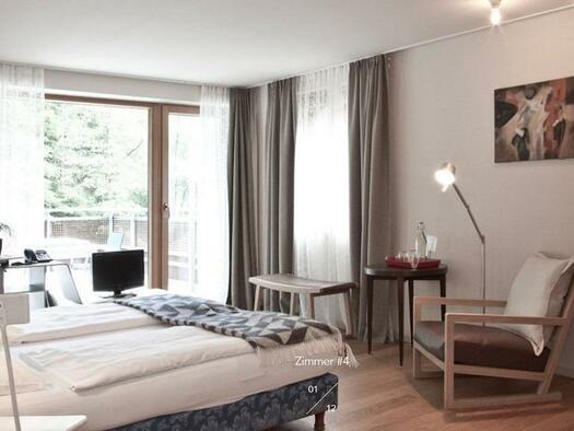 Standard plus (© Hotel-Restaurant Mühltalhof)