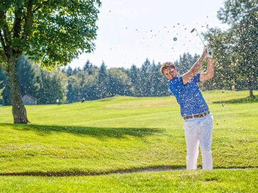 Golf & Gourmettage