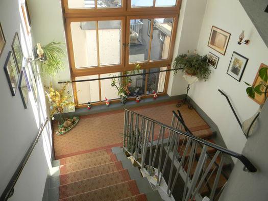 Einzelzimmer mit Balkon Stadt Prag