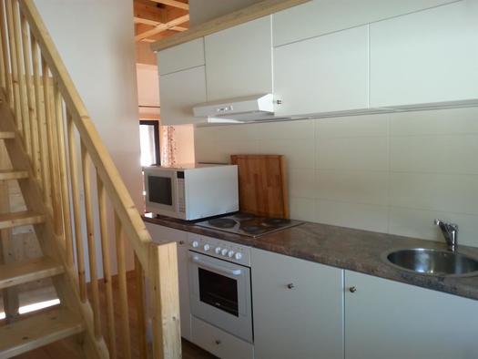 Küchenblock (© Hiemstra)