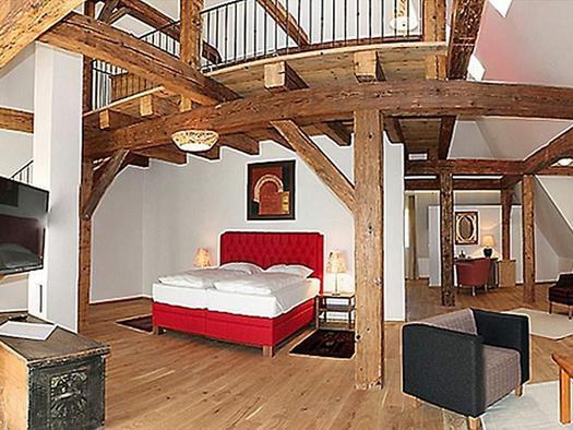 Hochsteg - Grande Deluxe Suite 1 (© Hotel Hochsteg Gütl)