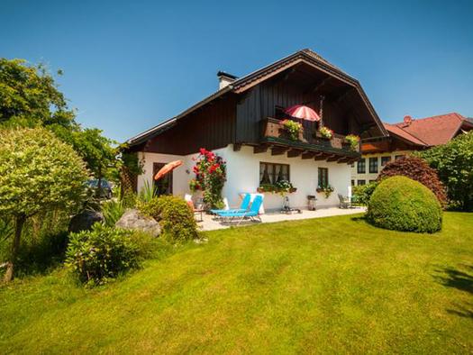 Haus Wolfgangsee, Abersee. (© Haus Wolfgangsee)