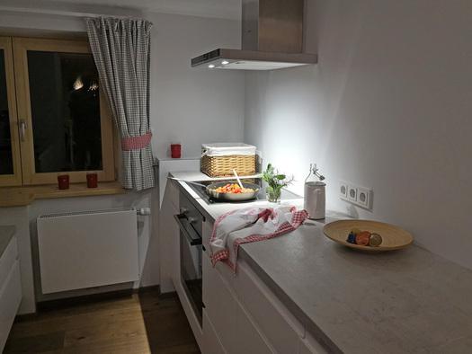 Wohnung Edelweiss - Küche (© dasGams)