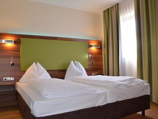 Familienzimmer 1 (© Hotel Haeupl)