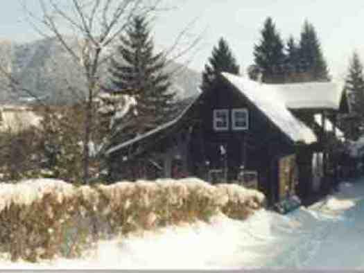 Stockerhütte Winter