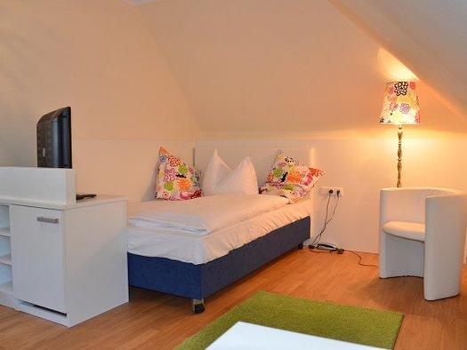 Familienzimmer 4 (© Hotel Haeupl)