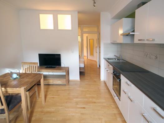 Küchenzeile (© Gala Apartments)