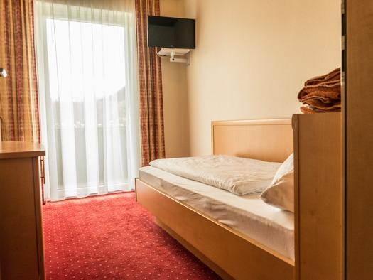 Familienzimmer Einzelbett (© Hotel Haberl)