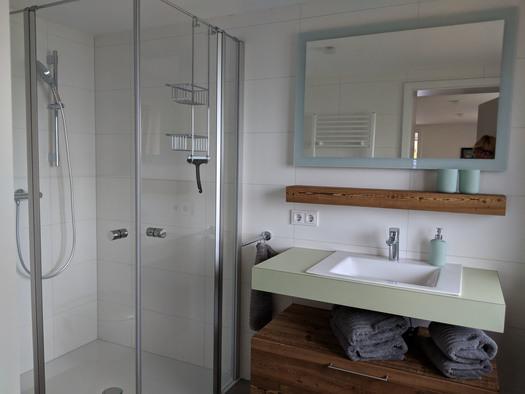Wohnung Bachrauschen - Bad (© dasGams)