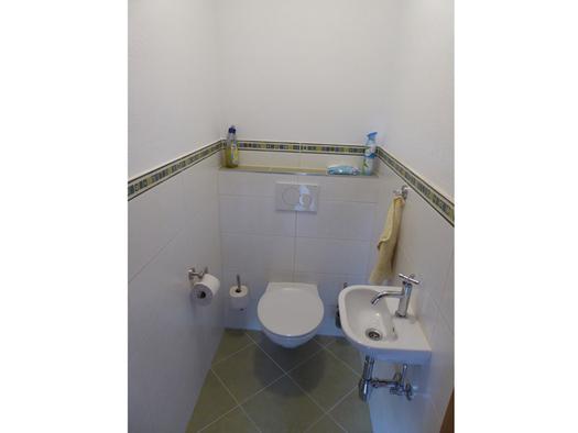 The Toilet with washhandbassin. (© Mayrhofer)