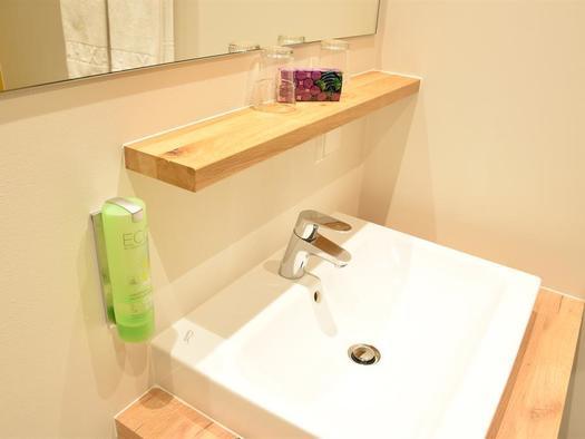 Badezimmer Detailfoto