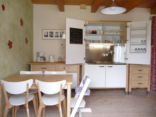 Wohnbereich. (© Karin Resch)