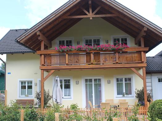 Ferienhaus Pepi. (© Andrea Dangl)