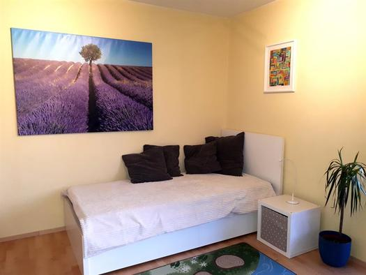Wohnzimmer Relax-Area (© Ferienhaus Mountain View)