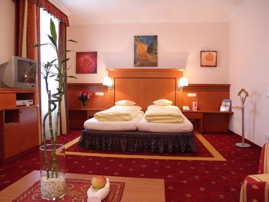Hotel Alexandra - Suite (© Hotel Alexandra & Bayrischer Hof)