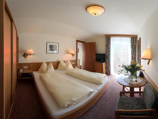 Doppelzimmer (© Salzburger Hof)