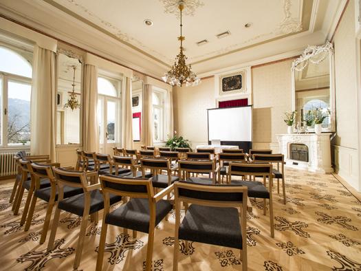 Salon Seilern (© Villa Seilern Betriebs GmbH, www.villaseilern.at)