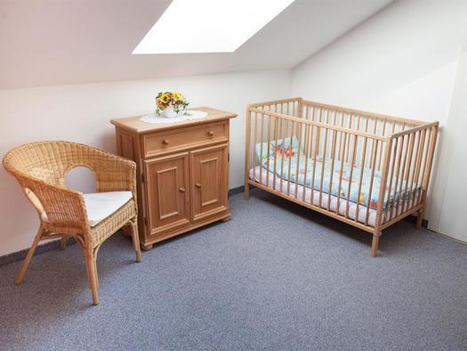 Ferienwohnung C - Schlafzimmer