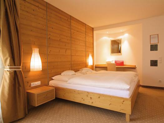 Romantik-Suite-Schlafzimmer