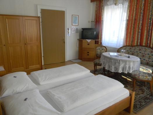 Doppelzimmer ohne Balkon Stadt Prag