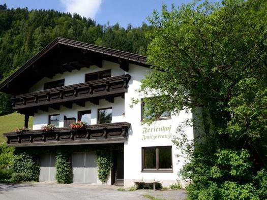 Blick aufs Ferienhaus (© werner mair)