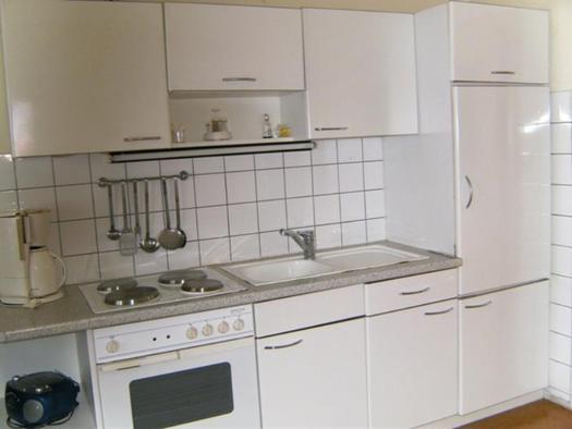 Küche (© Ferienhaus Laimerbauer Faistenau)