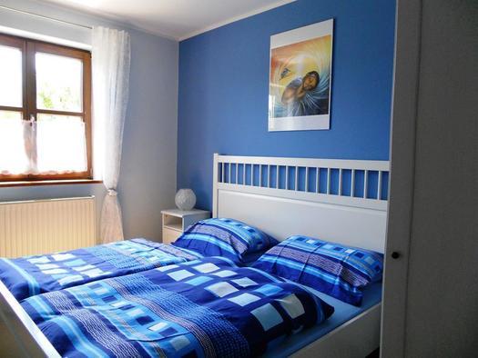 Schlafzimmer Haus Hermine (© privat)
