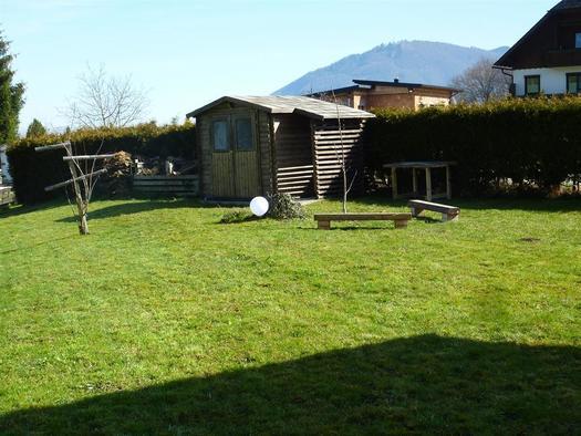 eigener Garten für Gäste (© Leiss)