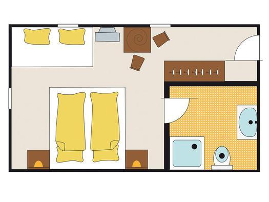 Doppelzimmer Schober