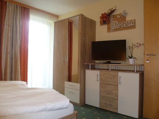 Ferienwohnung 5 Schlafzimmer 2. (© Kloibergütl)