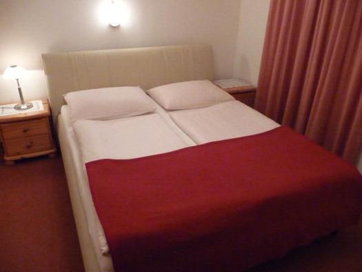 Schlafzimmer 2 - Appartement 4