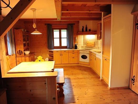 Küche (© Landhaus Haselmoar)